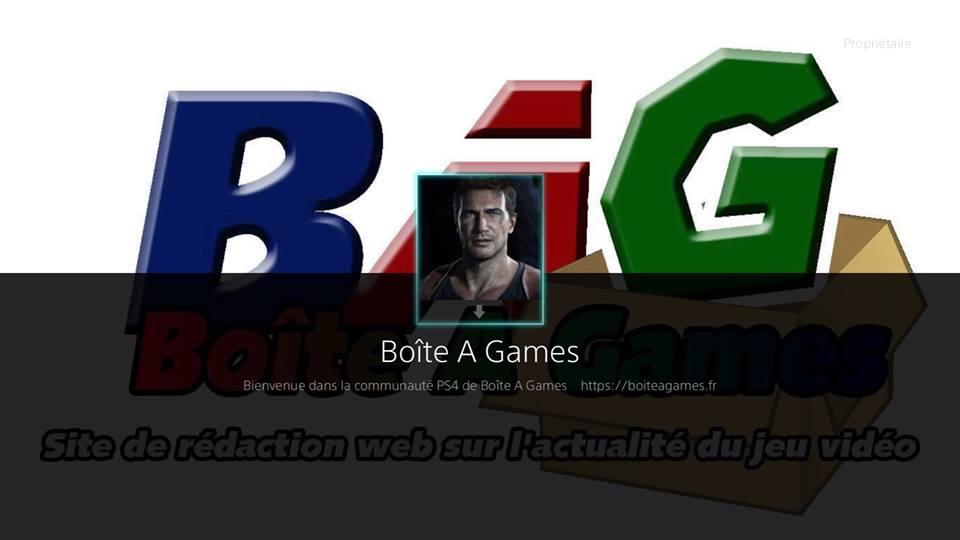Boite A Games, pour vous servir