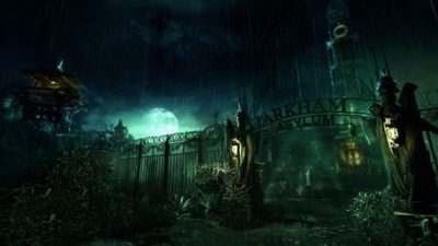 Le retour de Batman Return to Arkham