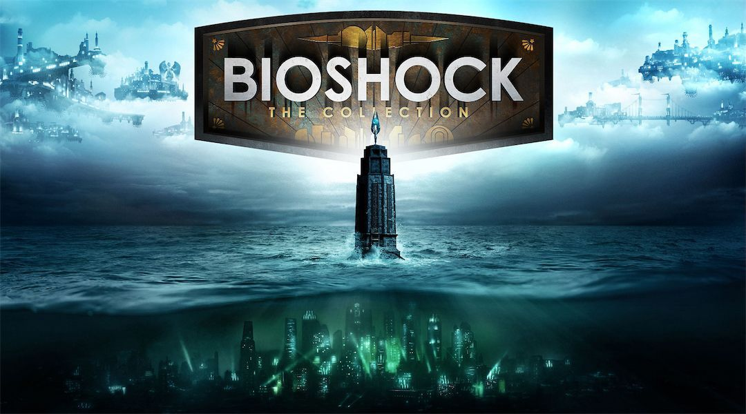 Le trailer de lancement de BioShock The Collection est disponible
