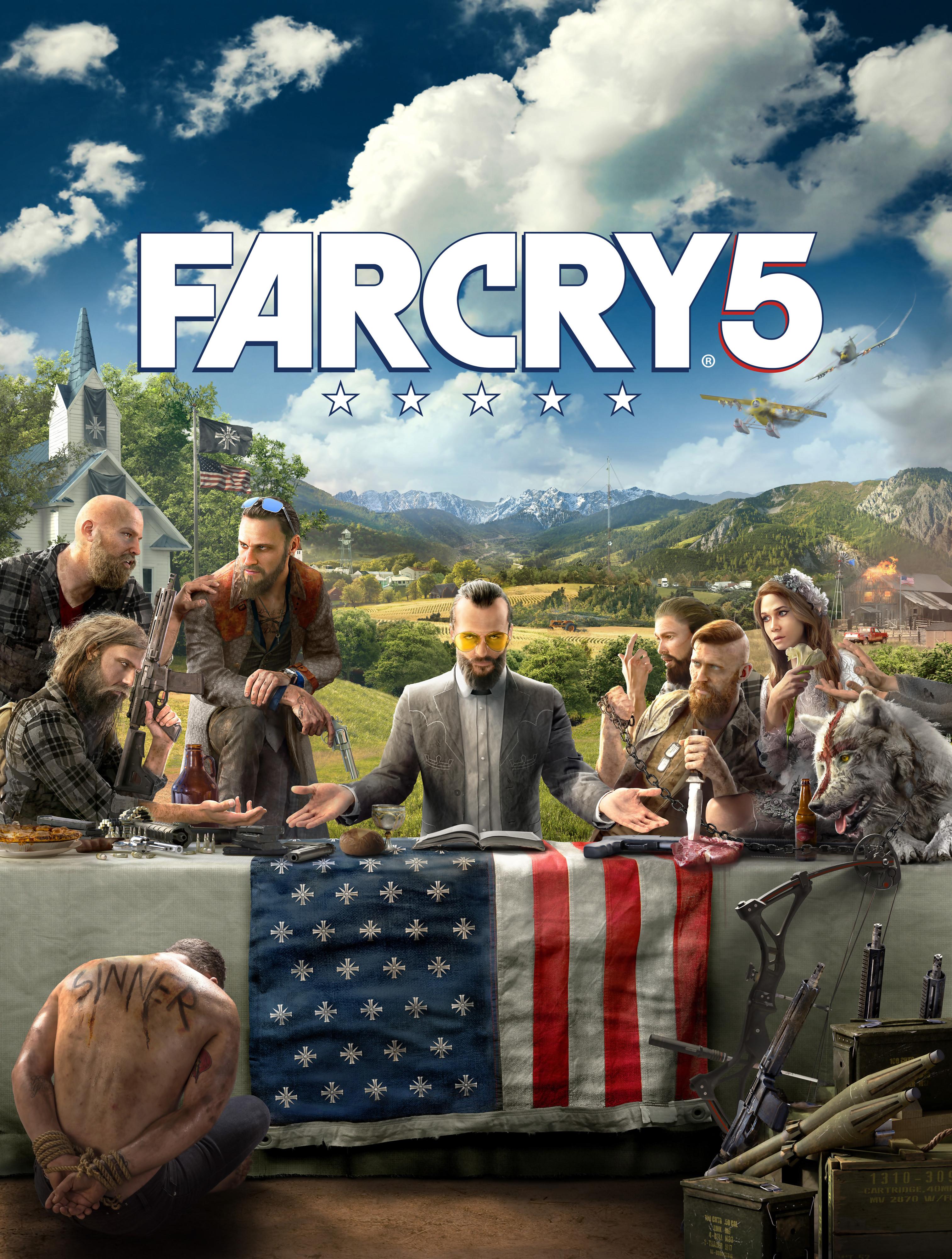 Far Cry 5: la démo de l'E3 de retour et commentée