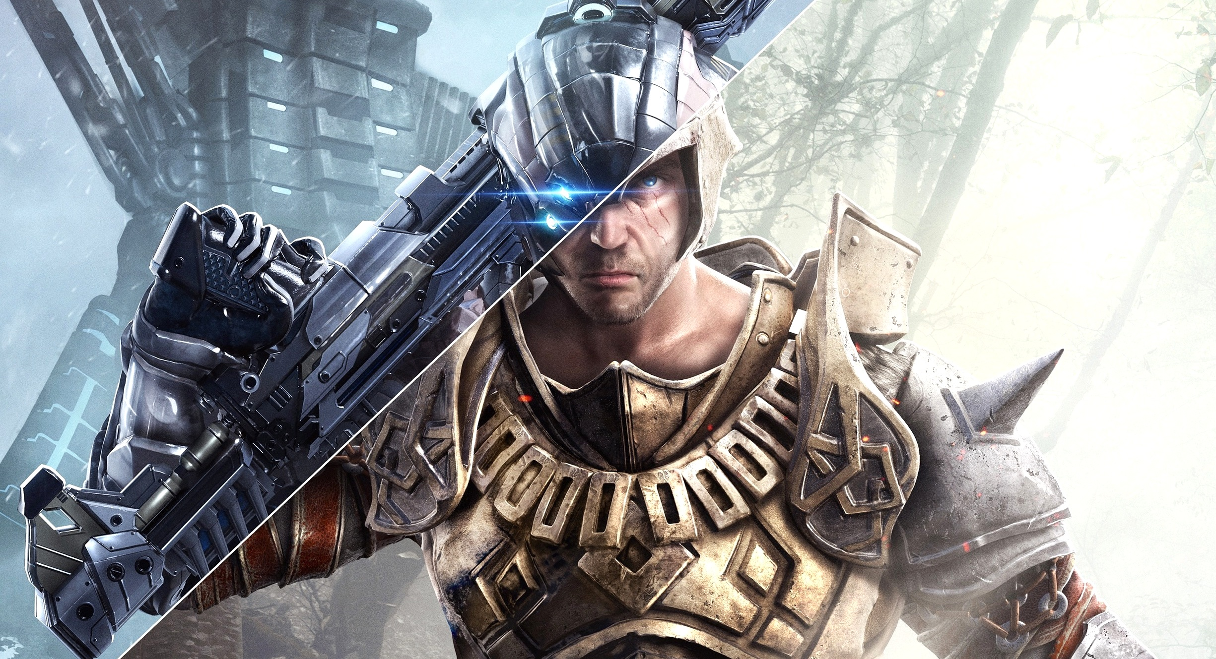 ELEX, un RPG en monde ouvert