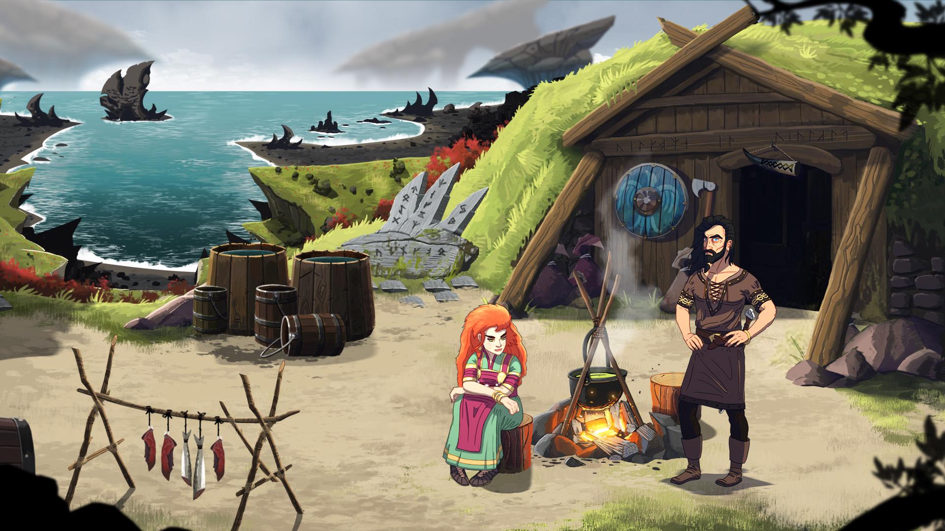 Gamescom: Dead in Vinland se montrera