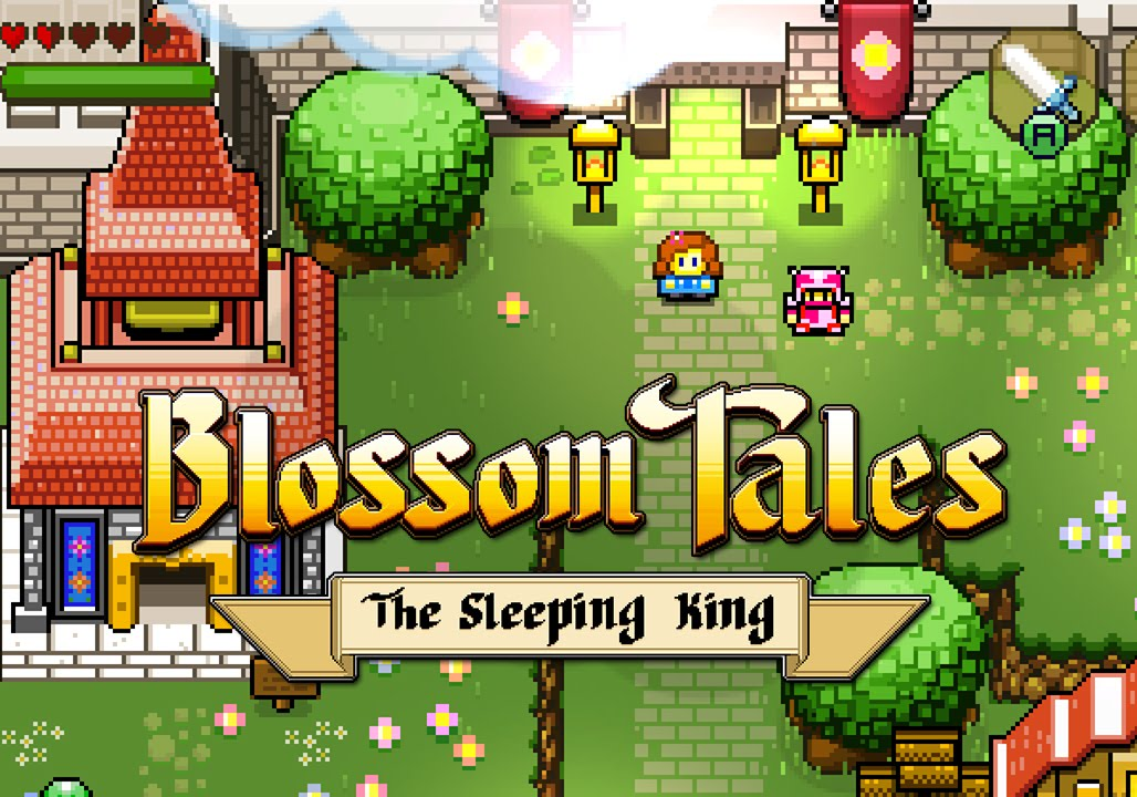 Blossom : Tales The Sleeping King. Une sortie sur Switch