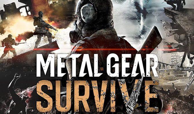 Metal Gear Survive : Seconde bêta en route.