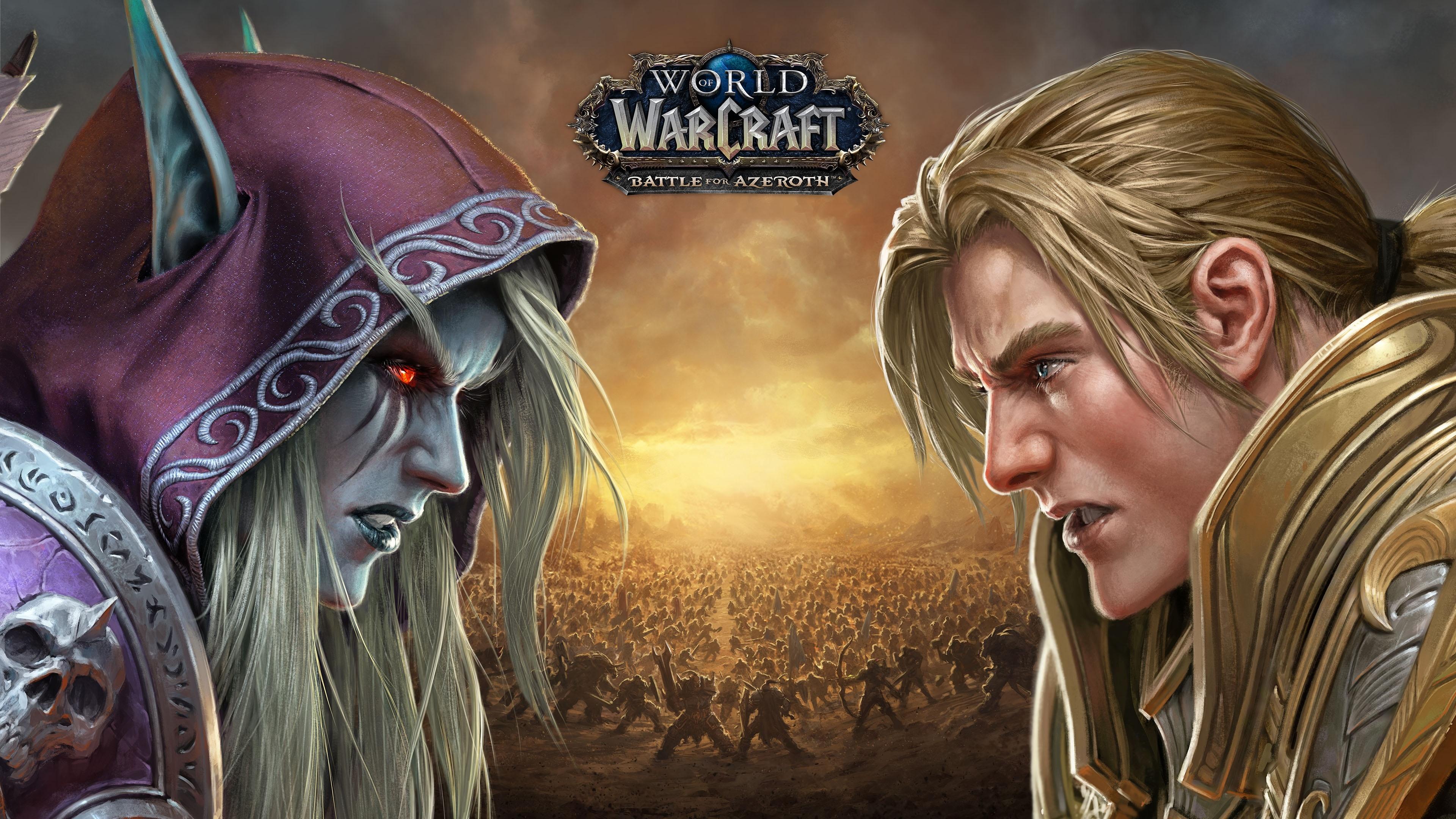 WoW – Battle For Azeroth: date de sortie officielle et collector