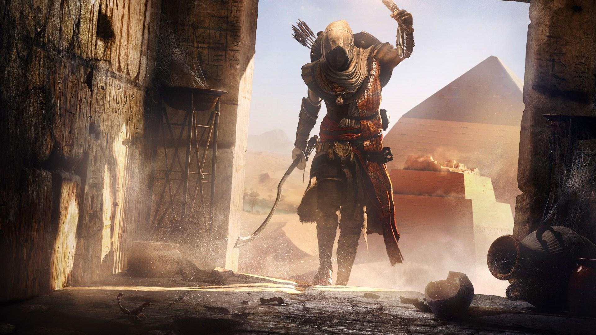 OST de la semaine #78 : Assassin's Creed Origins