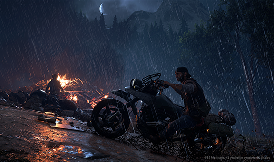 Days Gone montre ses tripes