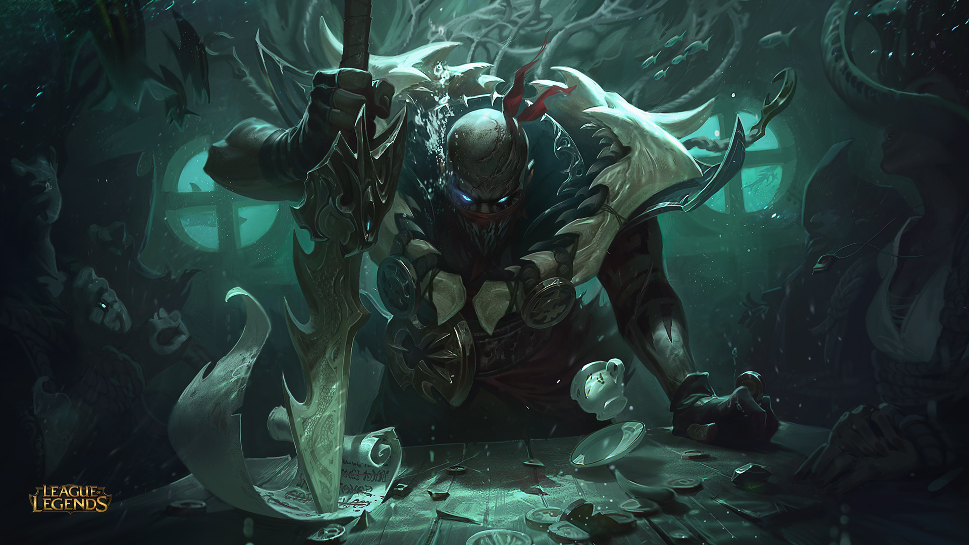 Pyke, l'éventreur des abysses – League of legends