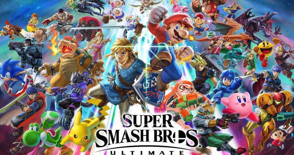 E3 2018 : Super Smash Bros Ultimate se dévoile à la conférence Nintendo