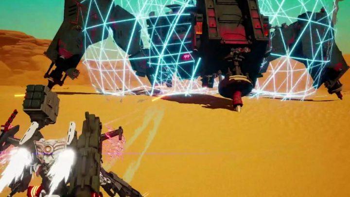 E3 2018 : Daemon X Machina arrive sur switch