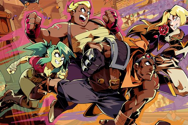 Speed Brawl : Gameplay et mois de sortie !